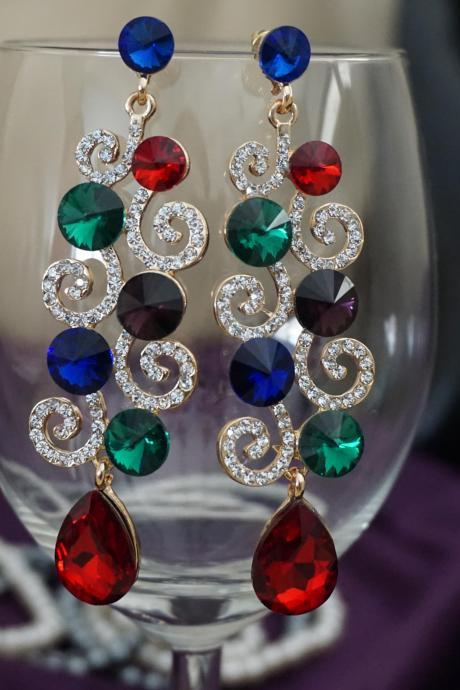 Color Dream Earrings