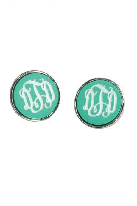 Monogram Josie Earrings