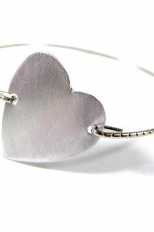 Personalized Bracelet Adjustable with HEART