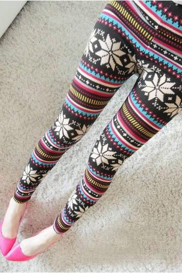 Cute and Colorful Leggings