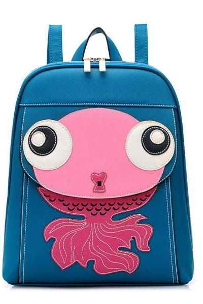 Goldfish Shoulder Bag Backpack