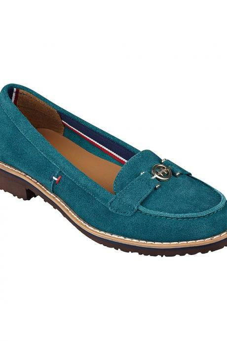 Deep See Odessa Suede Loafer