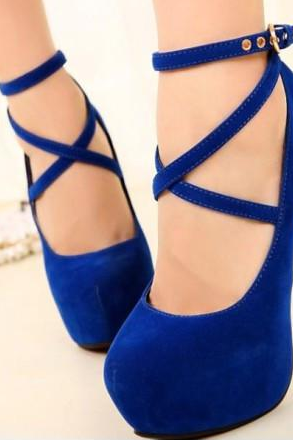 New Strappy Heels Pumps Sexy Wedding Club Party Platform High Stiletto Heels Shoes VG61406MA4O2FEWZSWIHN