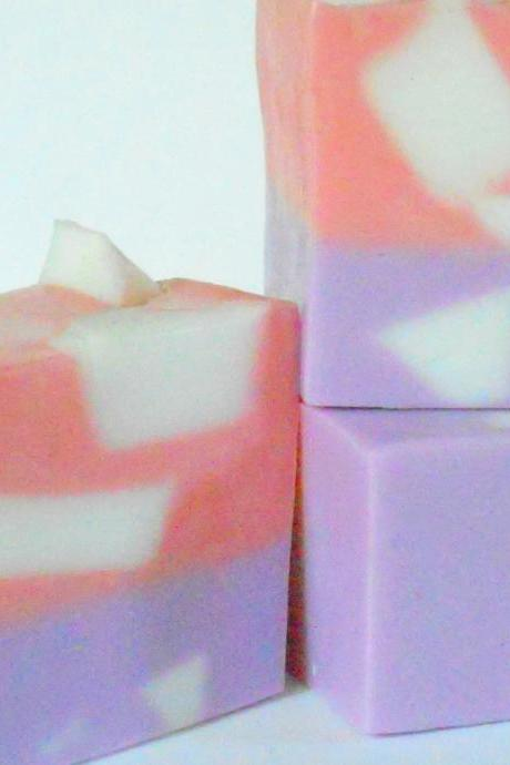 Large Chunk of Candy Shoppe Goats Milk Soap