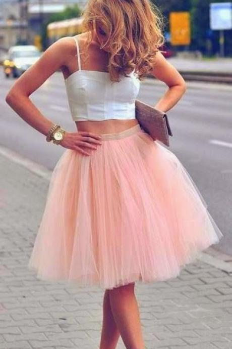 2015 Fashion Street Style Skirt,Tulle Skirt,Charming Women Skirt,spring Autumn Skirt
