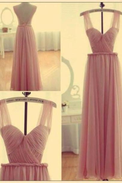 Pd321 Sexy prom Dress,Chiffon Prom Dress,V-Neck Prom Dress,A-Line Prom Dress,Charming Prom Dress