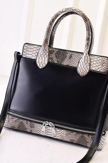 Fashion Women One Shoulder Bags, Handbags, Oblique Cross Bags, Arm In Arm Bags