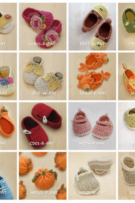 Crochet Pattern Any 10 for USD43 by Kittying