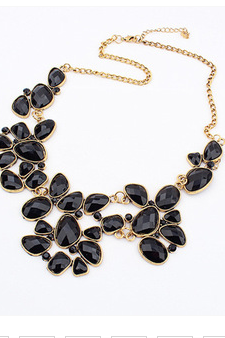 Riches and honour geometric fashion joker necklace The European and American fashion necklace