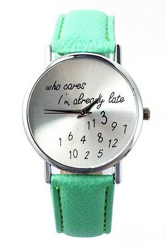 style watch, special watch, mint watch, leather watch, bracelet watch, vintage watch, retro watch, woman watch, lady watch, girl watch, unisex watch, AP00065