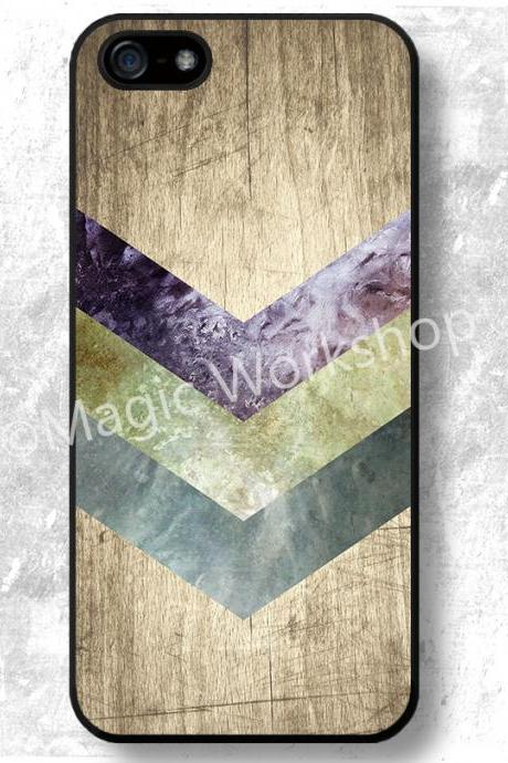 iPhone 4 4S 5 5S 5C 6 6 Plus case, iPhone 4 4S 5 5S 5C 6 6 Plus cover, Marble stripes on wood texture