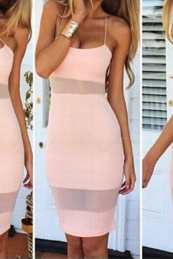 New Fashion Sexy Vest Dress