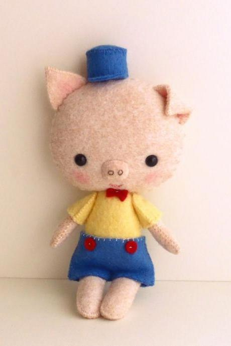 Pocket Piggy pdf Pattern