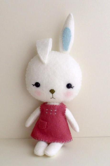 Pocket Bunny pdf Pattern