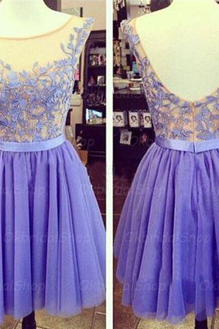 lace prom dresses, lilac prom dress, sexy prom dresses, tulle prom dresses, 2015 prom dresses, sexy prom dresses, dresses for prom, CM256