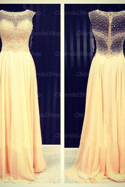 see through prom dresses, beaded prom dress, sexy prom dresses, cheap prom dresses, 2015 prom dresses, sexy prom dresses, dresses for prom, CM273