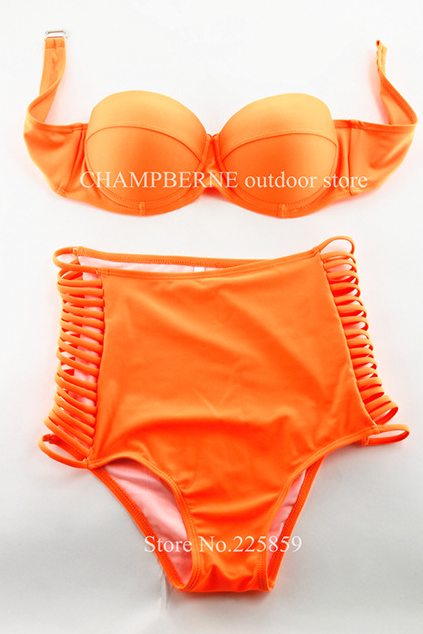 Sexy Belly In Women's Bikini Fashion Women's Bikini Separate 111