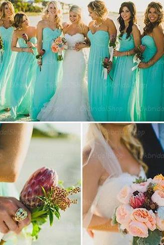 cheap bridesmaid dresses, turquoise bridesmaid dress, chiffon bridesmaid dress, cheap bridesmaid dresses, bridesmaid dress 2015, BM039