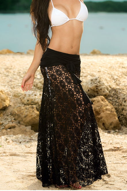 Bikini Smock Lace Skirt MX