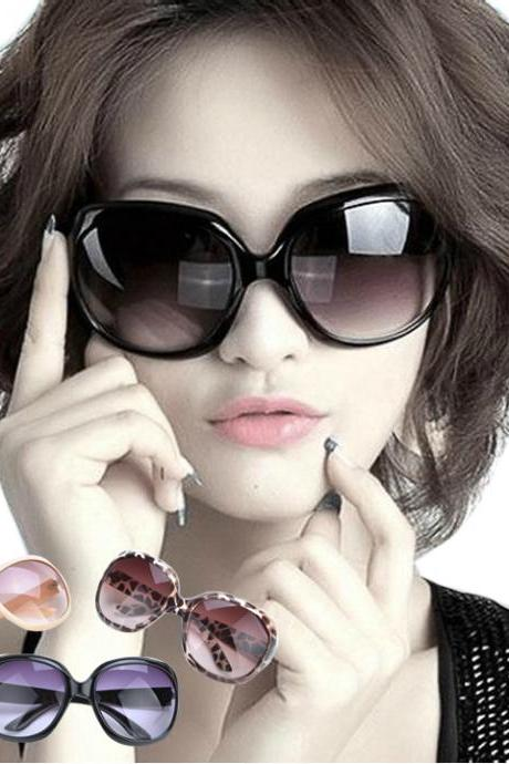 Women's Retro Vintage Shades Fashion Oversized Designer Sunglasses