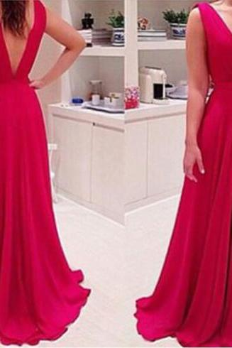 off shoulder prom dress, v-neck prom dress, affordable prom dress, simple prom dress, chiffon prom dress, prom dress, BD147
