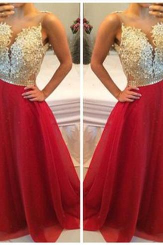 Sparkly prom dress, long prom dress, inexpensive prom dress, red prom dress, sequins prom dress, handmade prom dress, BD149