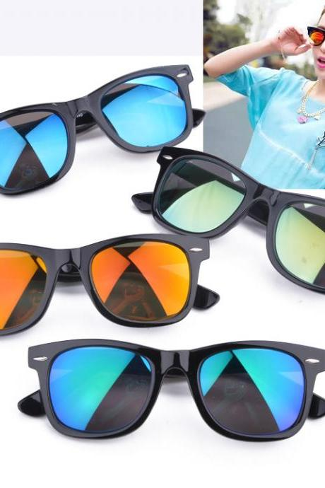 Outdoor Sports UV400 Mirror Sunglasses