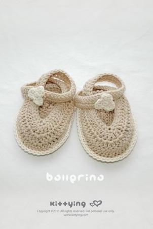 Baby Ballerina Crochet PATTERN, SYMBOL DIAGRAM (pdf) by kittying