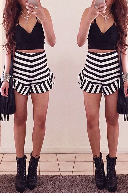 Sexy Stripe Dress GC
