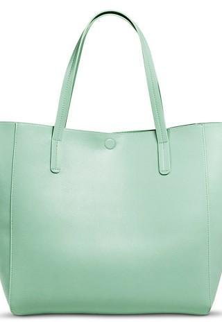 Women's Reversible Tote Handbag