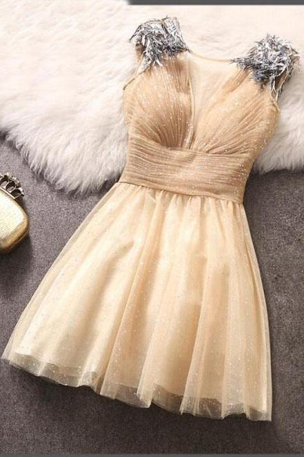 Slim round neck sleeveless princess dress RE51820SD