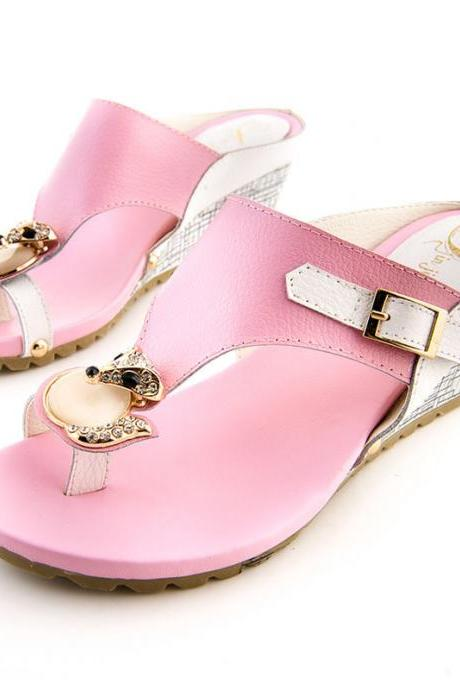 Diamond slope sandals 2