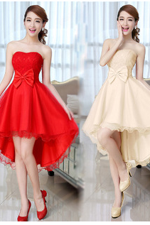 Toast The New Dress Suits With Chest Strap Evening Dress YFTK