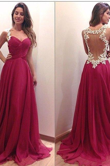 Sexy Party Bridesmaids Cocktail Long Dress