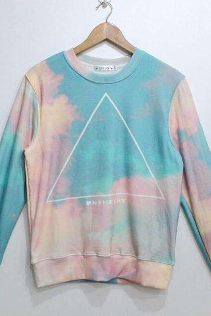 Star Universe Retro Sweater