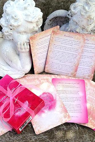 Bengalrose Inspirational Guidance Cards