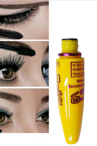 Leopard Flawless Transplanting Curler Eyelash Gel Makeup Waterproof Mascara