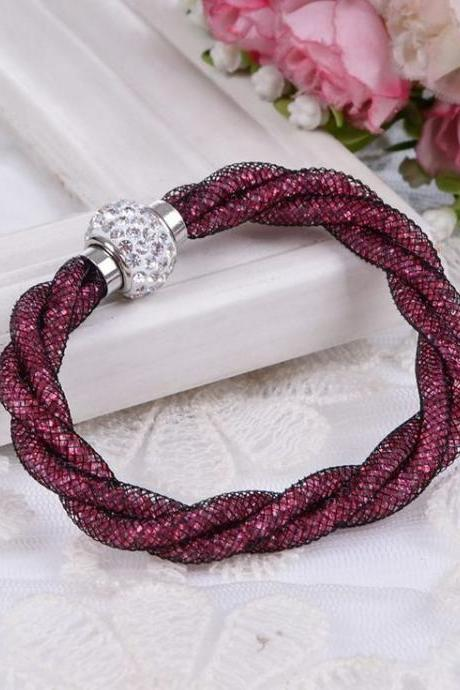 Casual Rope Chain Dress Woman Bracelet