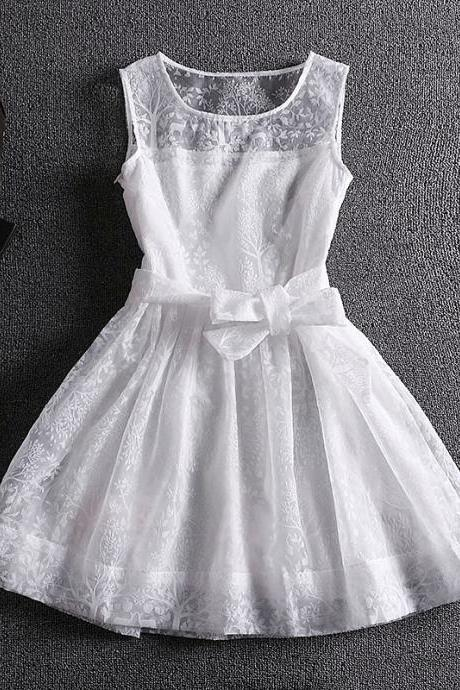 European And American Women New Summer Organza Dress
