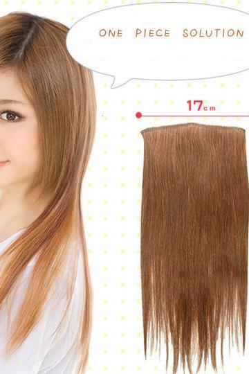 High quality Straight Hair Wig popular long style for OL Office Lady Student