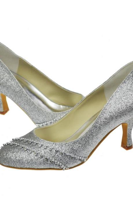 New Arrival sequins Bridal Wedding shoes,Party Dress, Bridal Shoe,Woman shoes,wedding shoes