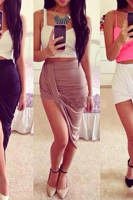 Irregular Fashion Skirts