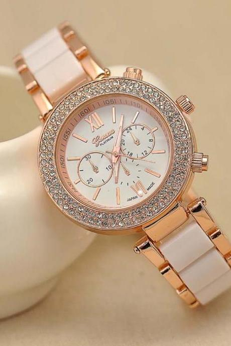 Fashion diamond watches