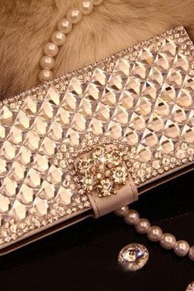 6s 6c plus Sparkly diamond leather Hard Back Mobile phone Case Cover bling Rhinestone Case Cover for iPhone 4 4s 5 7plus 5s 6 6 plus Samsung galaxy s7 s4 s5 s6 note10 4