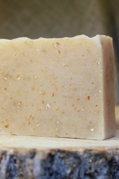 Donkey Milk Soap Pure & Simple With Ground Oatmeal