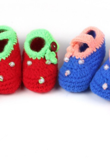 Hand-woven Soft bottom comfortable baby shoes infant shoes toddler shoes Photography Props shoes
