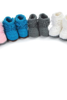 Tall boots Hand-woven Soft bottom comfortable baby shoes infant shoes toddler shoes Photography Props shoes