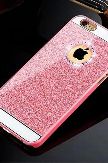 2015 New Bling Case For IPhone 5/5s/6/6 Plus, Luxury Diamond Cases