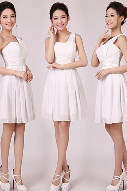 New Women's Sexy Party Wedding Bridesmaid Dresses Wedding Party Gowns Formal Dress