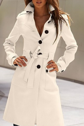 Fashion long-sleeved splicing sweater coat AX72602ax